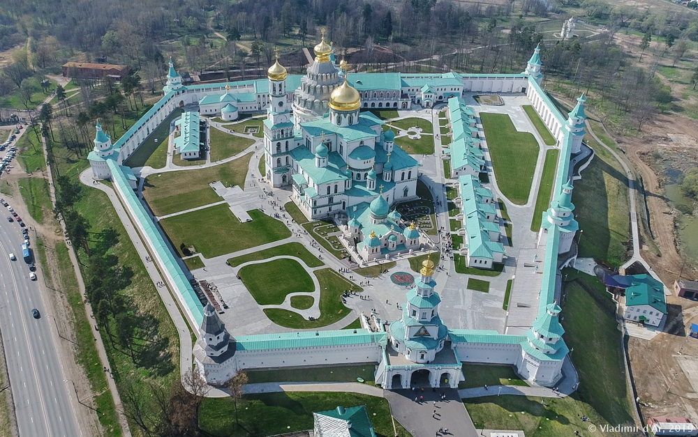 Новоиерусалимский монастырь - 513