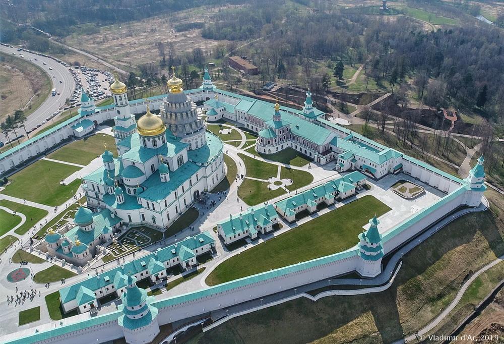 Новоиерусалимский монастырь - 515