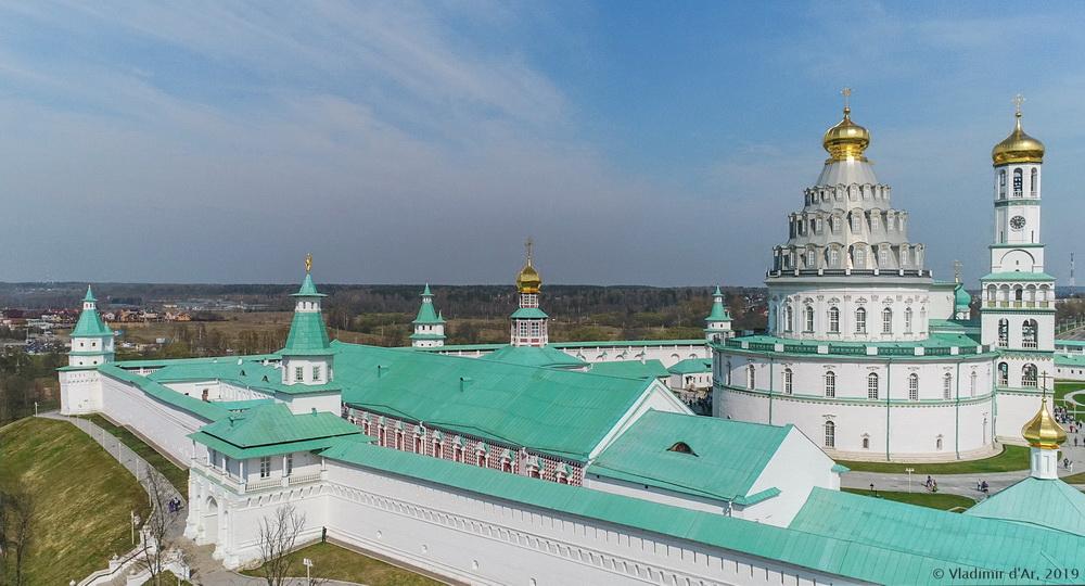 Новоиерусалимский монастырь - 520