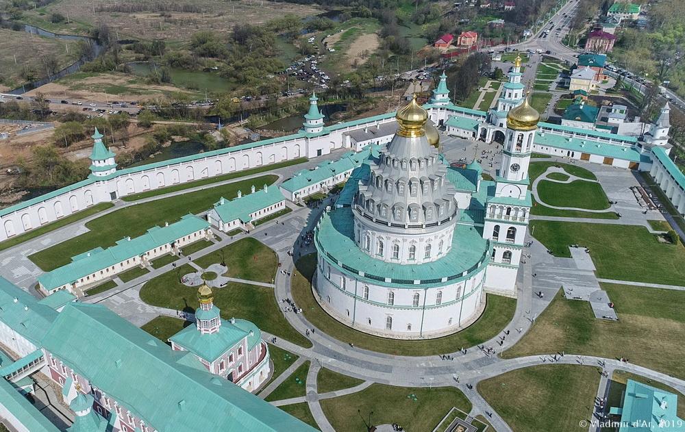 Новоеирусалимский монастырь - 524