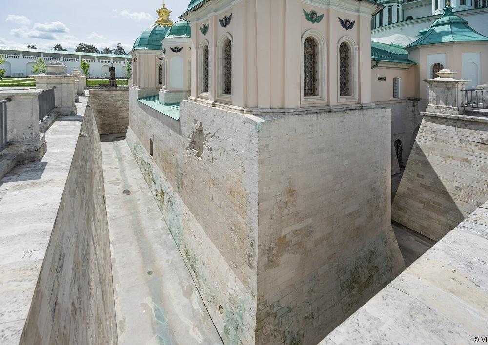 Подземная церковь святых Константина и Елены