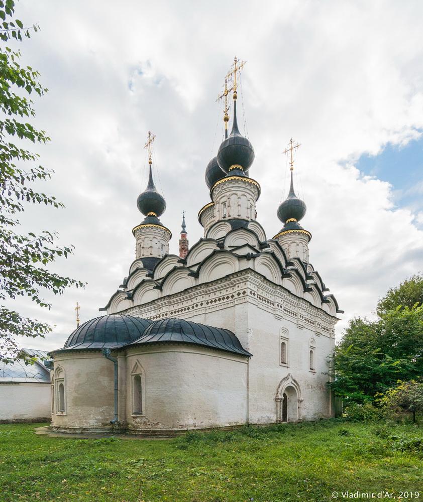 Лазаревская и Антипьевская церкви - 5