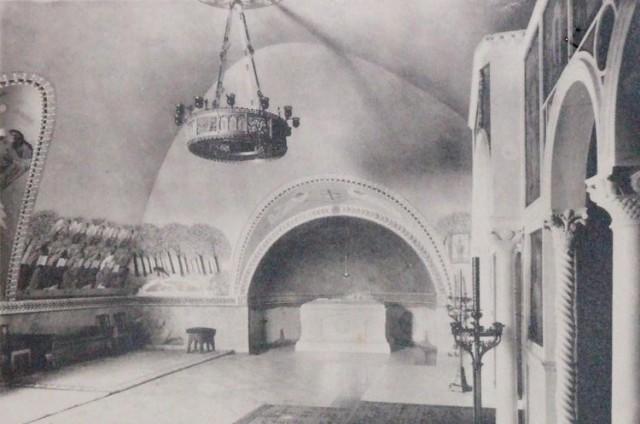 Склеп Великого Князя Сергея Александровича в Чудовом монастыре