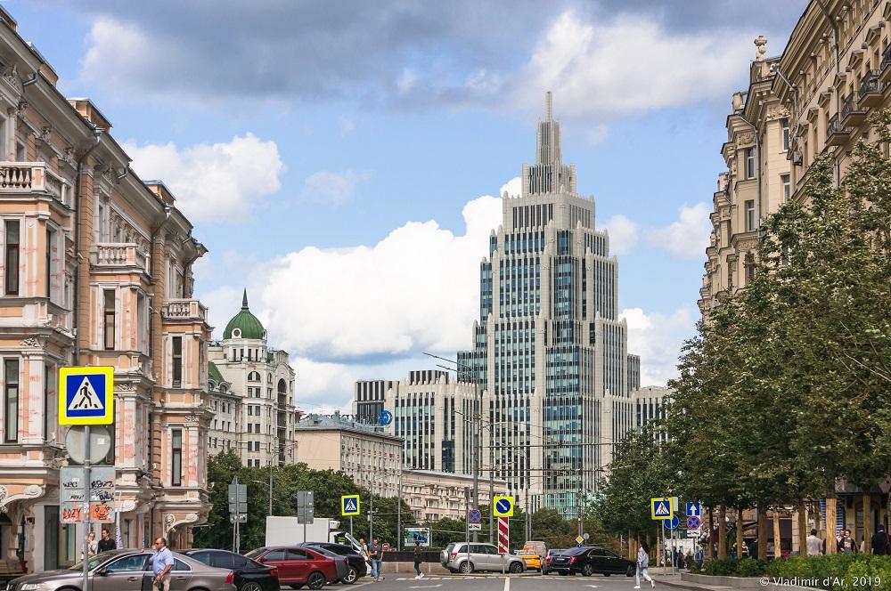 Старая и Новая Москва