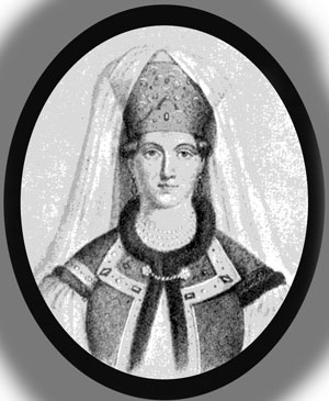 Соломония Сабурова