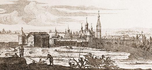 Покровский Убогий монастырь - 02