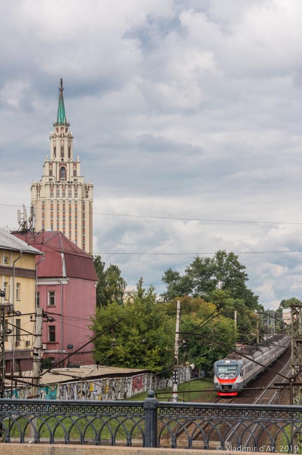 Московские задворки