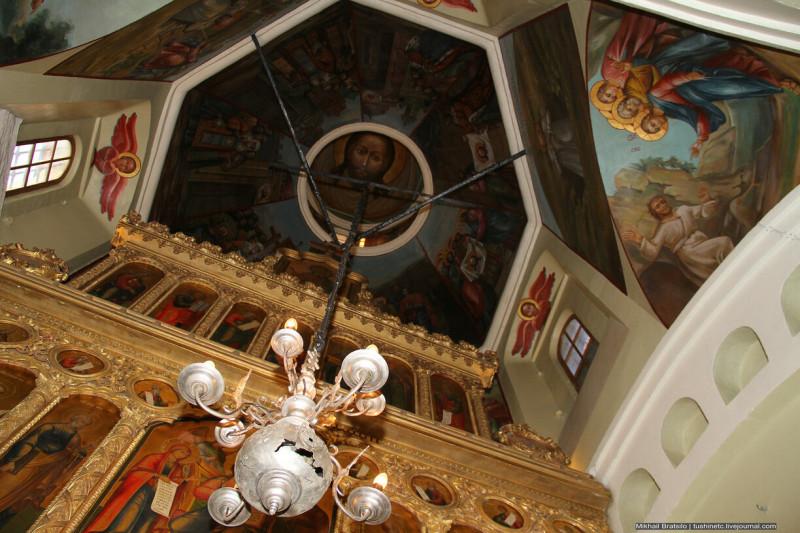 Церковь Трёх Патриархов (Иоанна Милостивого)