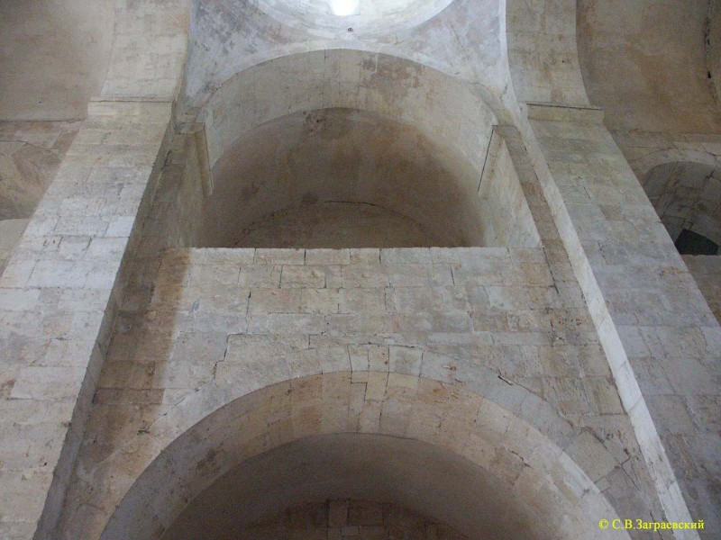 Спасо-Преображенский собор - внутренние пространства