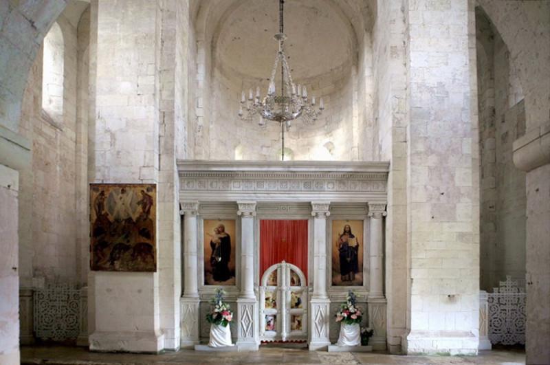 Спасо-Преображенский собор - иконостас