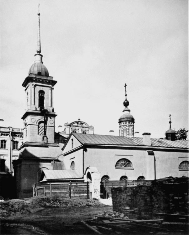 Церковь Космы и Дамиана в Старых Панех