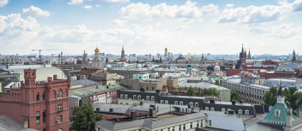 Москва-Москва...