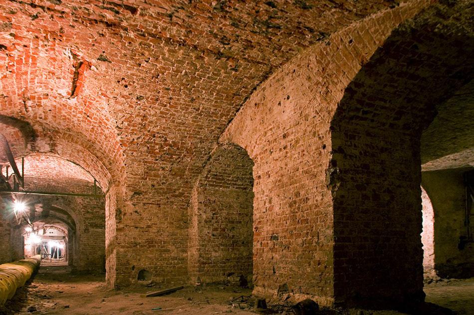 Подвалы Чижевского подворья