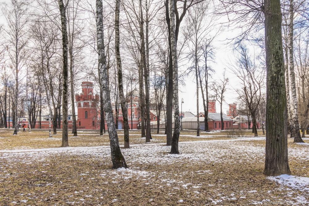 Петровский парк