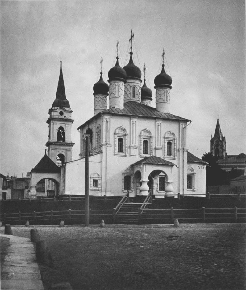 Храм Святого князя Владимира в Старых Садех - 02