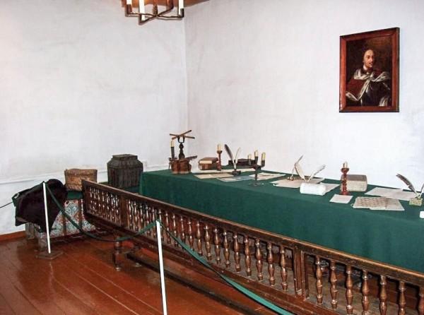 Покровский монастырь - приказная изба