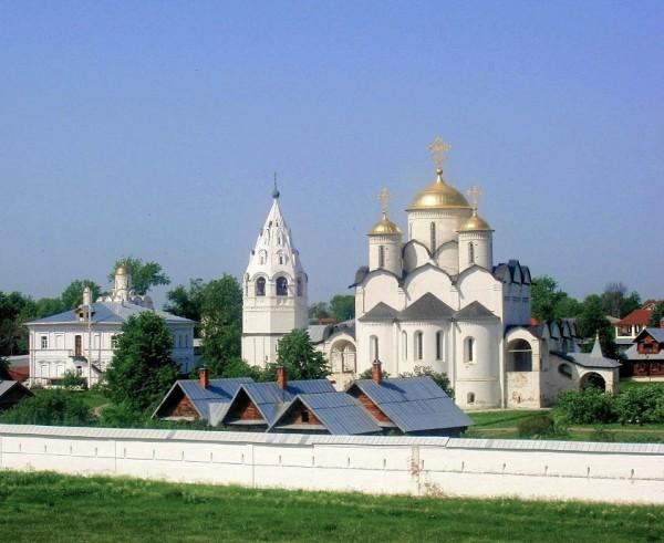 Покровский монастырь - заключительная фотка