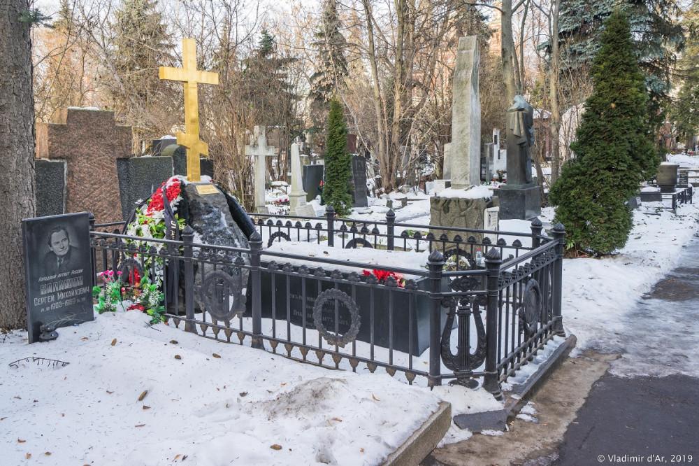 Могила Гоголя