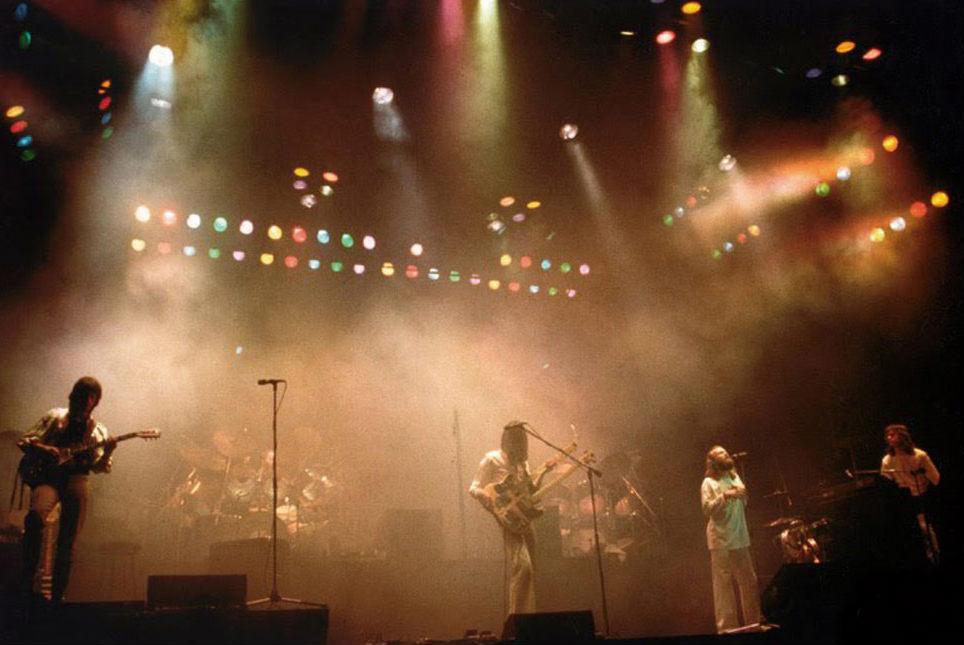 Фото с концерта Genesis - Seconds Out
