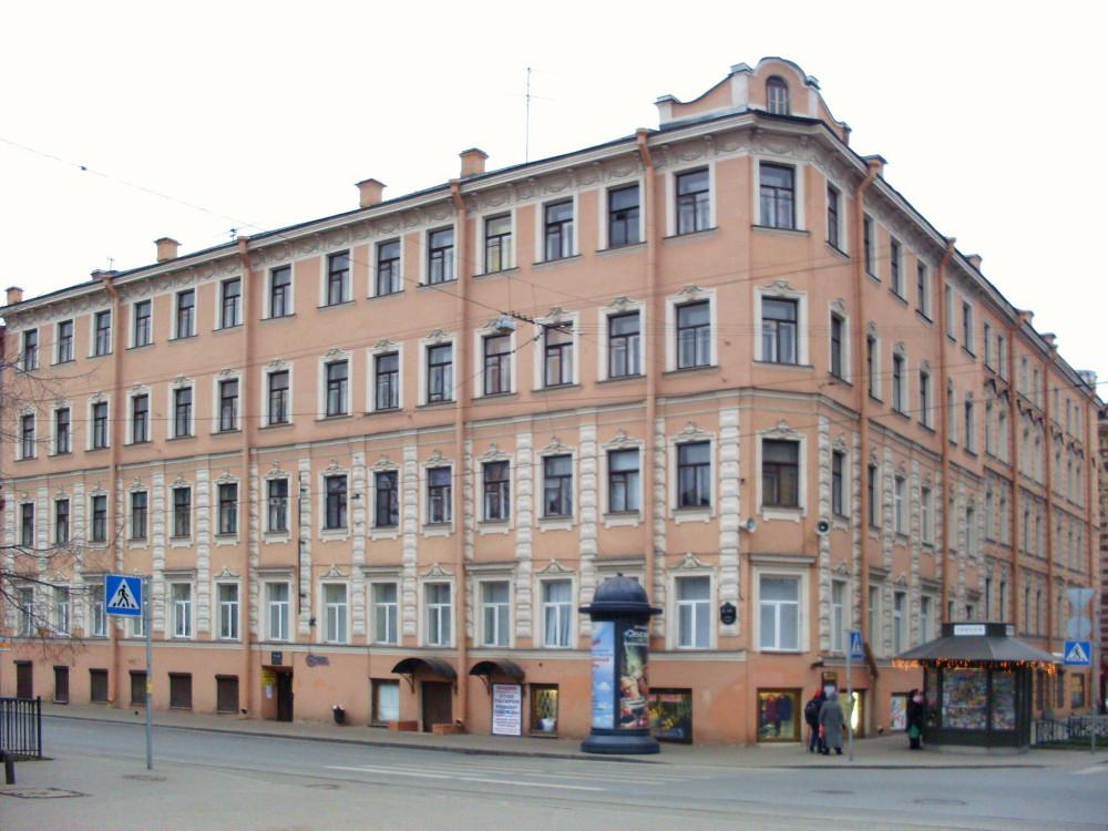 Садовая, 105; Санкт-Петербург