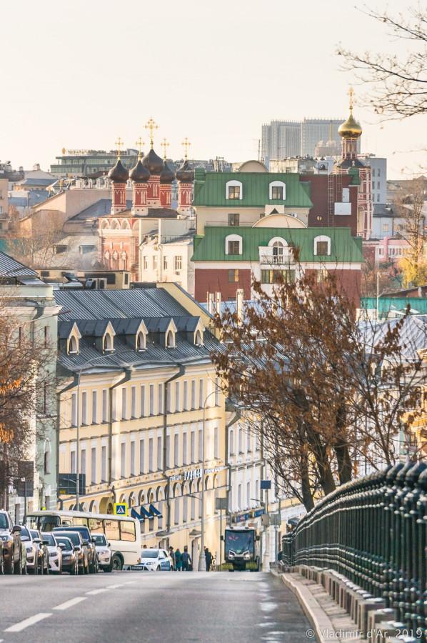 Москва - старая и новая