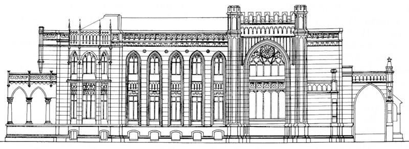 Фасад особняка Морозова