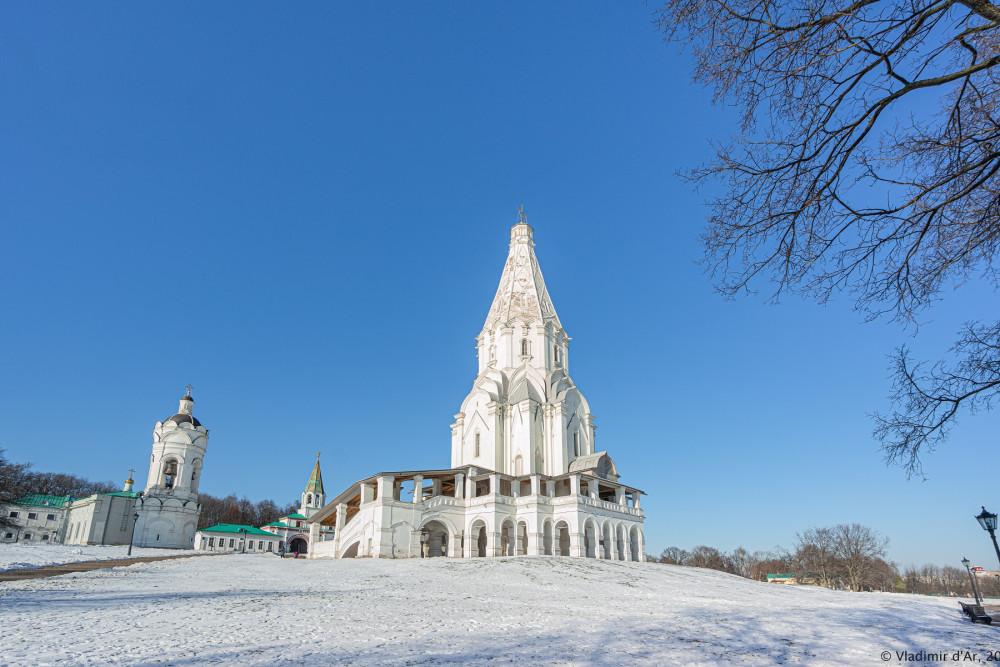 Коломенское - зима 2020 - 056