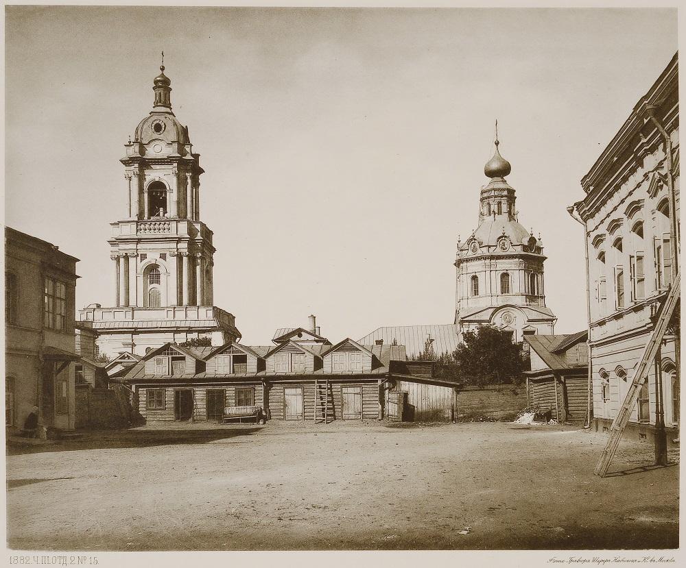 Церковь Параскевы Пятницы в Замоскворечье