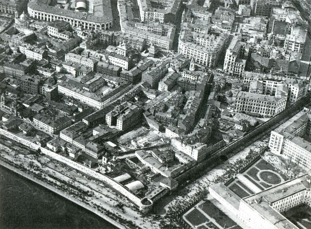 Китайгородская стена - 1 - 1925 - 1935.jpg