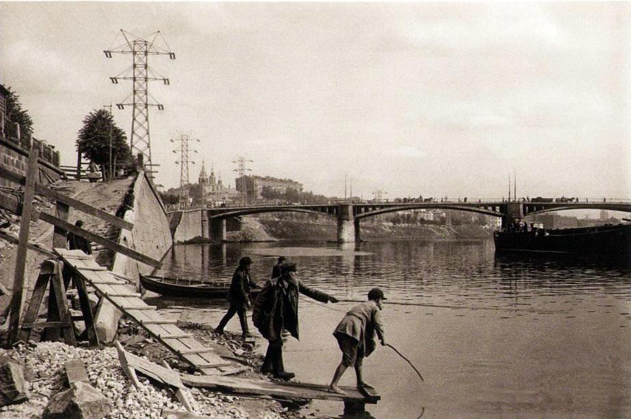 Старый Устьинский мост