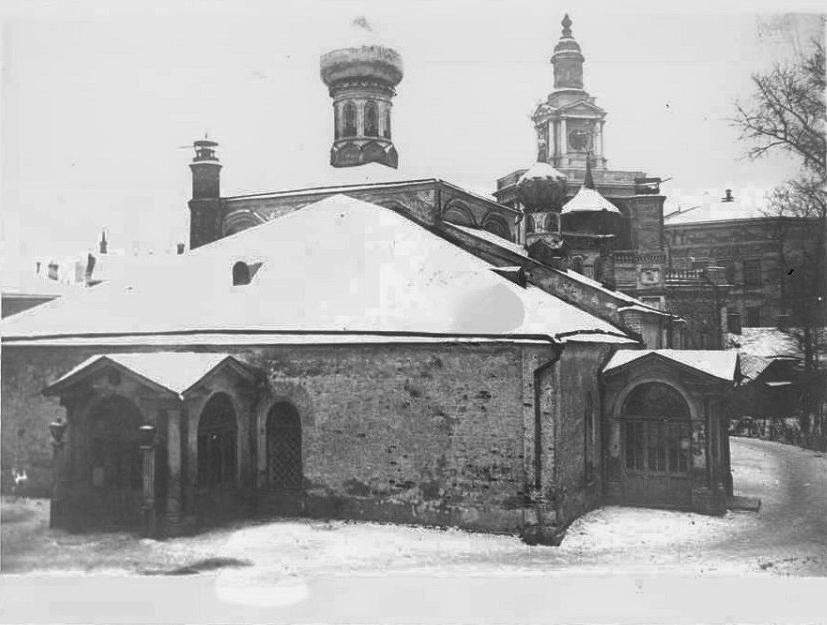Никитский монастырь - 1925-1933 гг.
