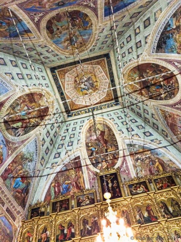 Спасо-Преображенский собор - купол