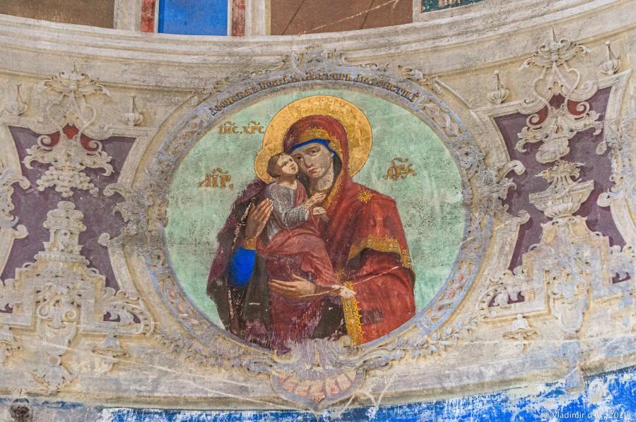 Федоровская церковь Богоявленского монастыря  - 05.jpg