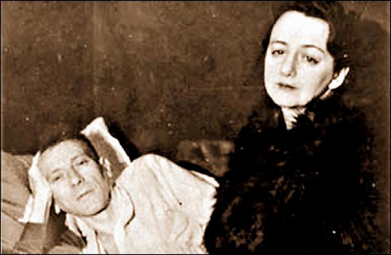 Михаил и Елена Булгаковы - последнее фото