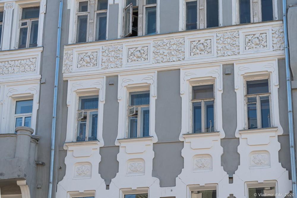 Доходный дом Н.Г. Григорьева - 08