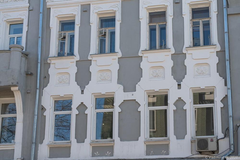 Доходный дом Н.Г. Григорьева - 09