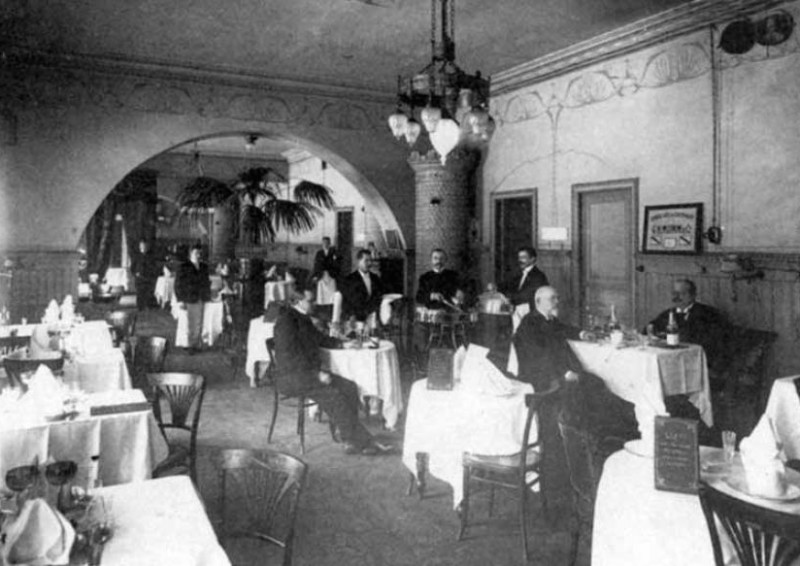Ресторан Дома Герцена
