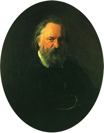Писатель А.И. Герцен