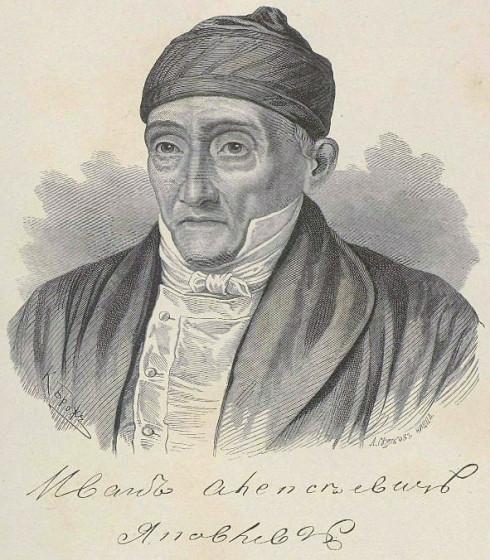 Яковлев Иван Алексеевич
