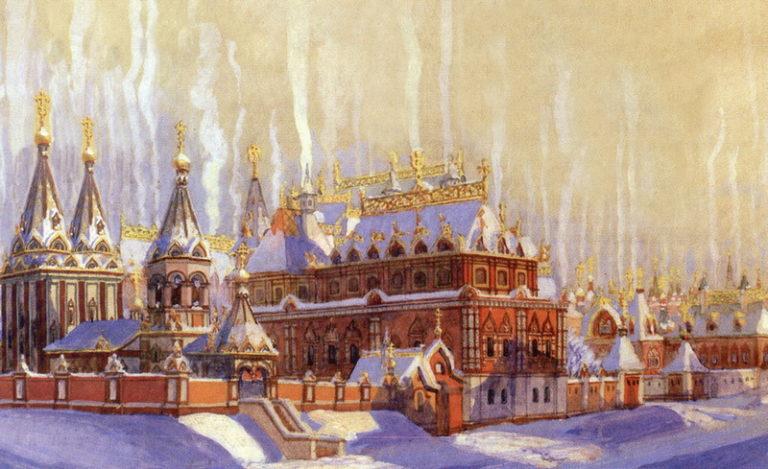 Храм Вознесения на Большой Никитской (Малое Вознесение)