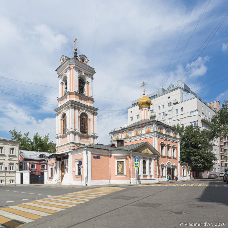 Церковь Воскресения Словущего на Успенском вражке - 04_1.jpg