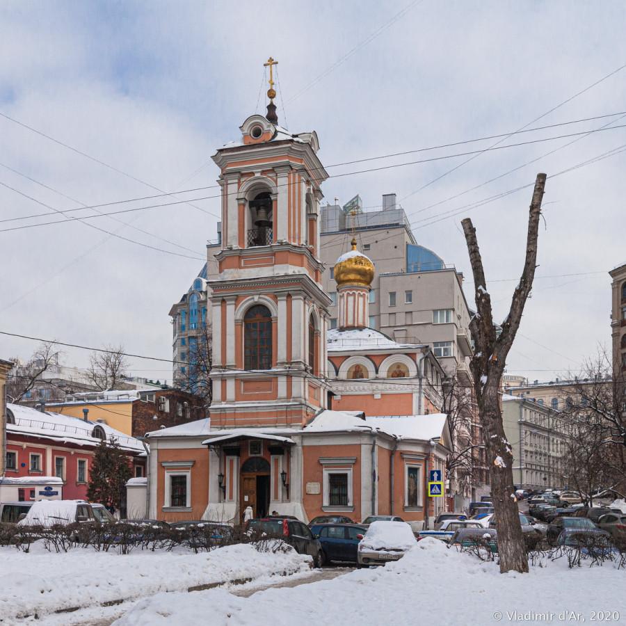 Церковь Воскресения Словущего на Успенском вражке - 14_1.jpg