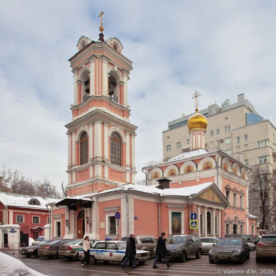 Церковь Воскресения Словущего на Успенском вражке - 15_1.jpg