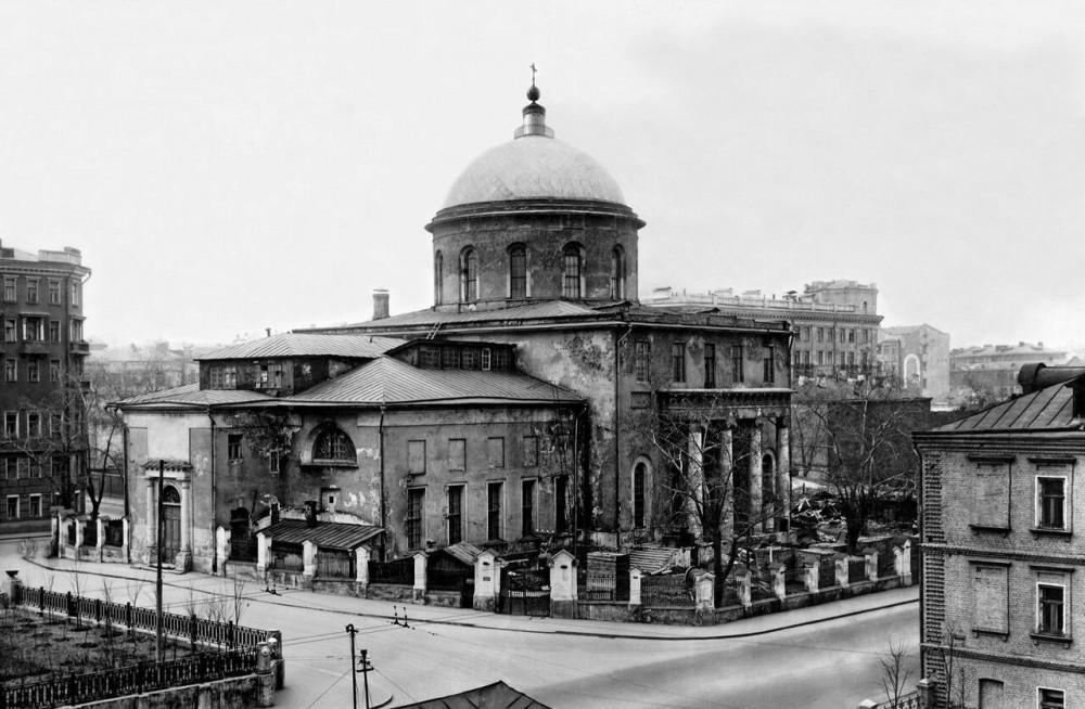 Храм Большое Вознесение у Никитских ворот