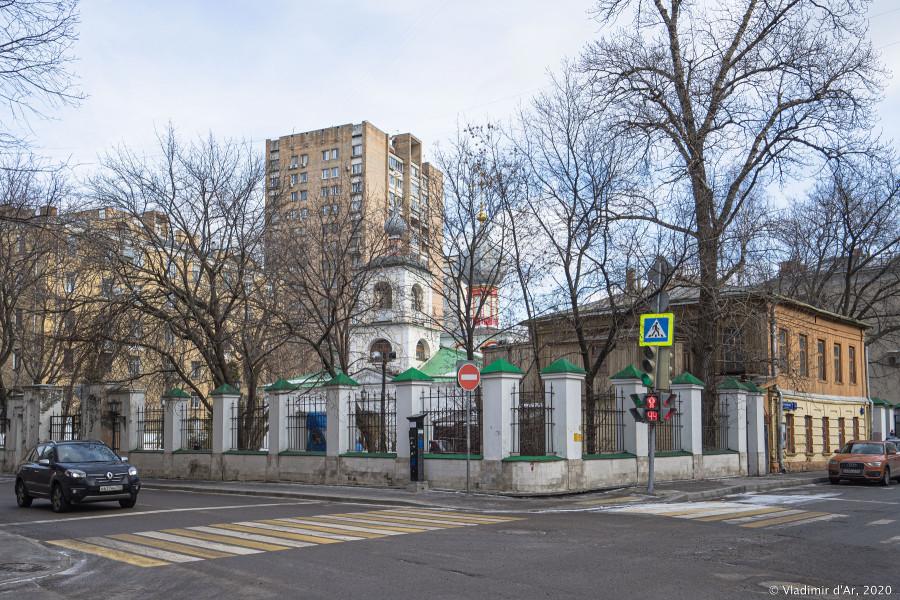 Церковь Власия