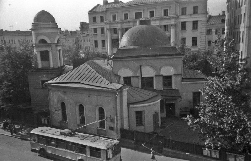 Храм Софии Премудрости Божией у Пушечного двора