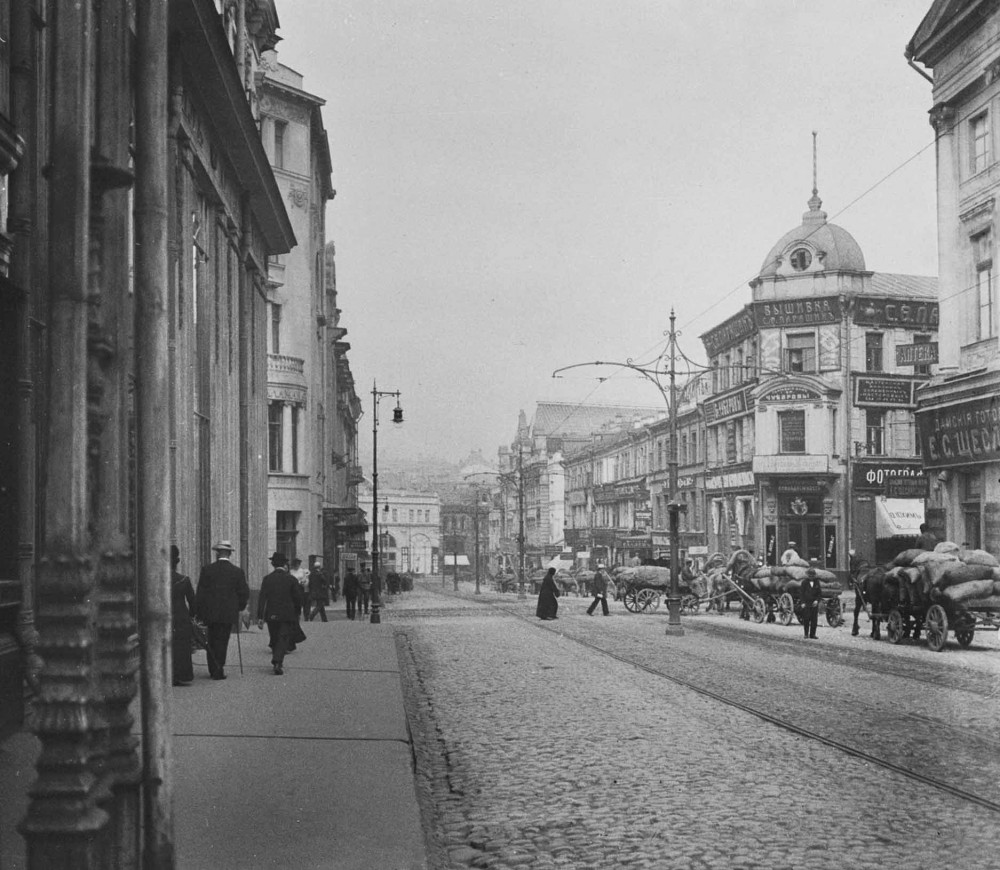 Улица Софийка - 1914 год.jpg