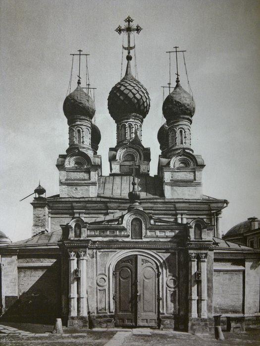 Казанская церковь Георгиевского монастыря - 1920-1928 гг.
