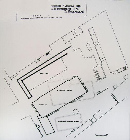 Georgievsky-monastyr - археологические работы