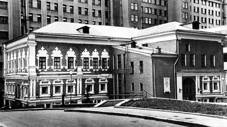 Троекуровские палаты